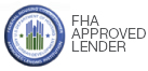 FHA Approved Lender's Logo